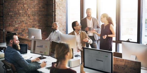 Online samenwerken met andere bedrijven alleen iets voor grote bedrijven? Absoluut niet! Wij hebben een oplossing. Benieuwd? Lees het hier.